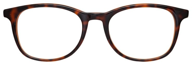 prescription-glasses-model-Ray-Ban-RB5356-Tortoise-Brown-FRONT