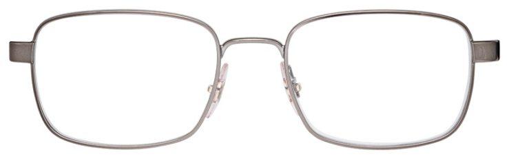 prescription-glasses-model-Ray-Ban-RB6445-Silver-Blue-Tortoise-FRONT