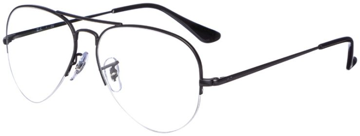 prescription-glasses-model-Ray-Ban-RB6589-Matte-Black-45