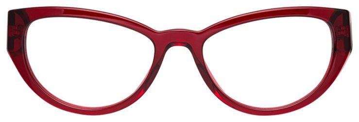 prescription-glasses-model-Versace-VE3280B-Red–FRONT